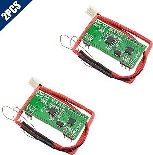 KOOBOOK 2Pcs RDM6300 RF Module 125KHZ EM4100 RFID Card Read Module ID Reader Module (UART) for Arduino