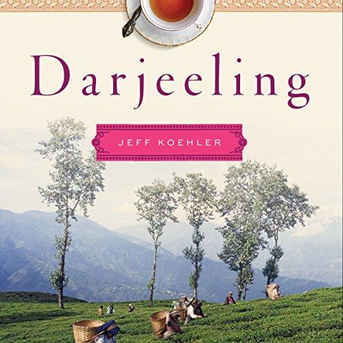 Darjeeling audiobook cover art