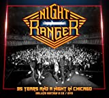 Songtexte von Night Ranger - 35 Years and a Night in Chicago