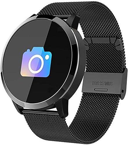 Écran couleurCouleur intelligent Bracelet, Bracelet de Sport Tracker Fitness Tracker de fréquence voiturediaque de Sommeil étanche Compatible avec Android et iOS