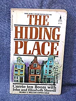 Paperback The Hiding Place Book