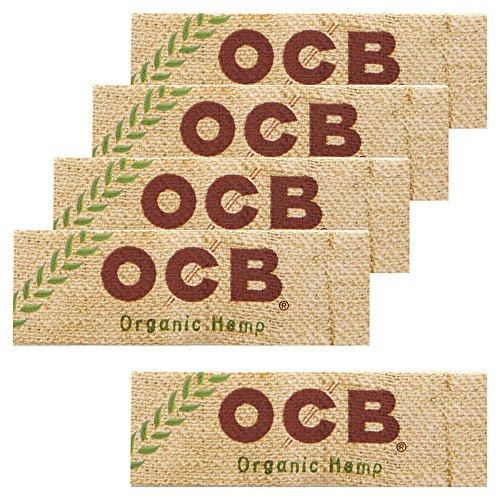 OCB『オーガニック ヘンプ シングル』