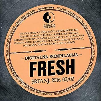 Fresh Srpanj, 2016. 02/02