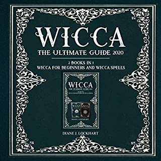 Wicca: The Ultimate Guide 2020 cover art
