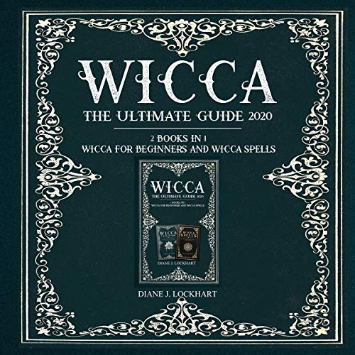 Wicca: The Ultimate Guide 2020 audiobook cover art