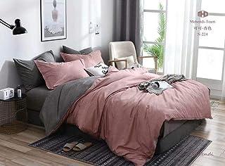 Kingsize Bedsheet 6pcs One Set High Cotton Quality Bedding Set Duvet Cover 05