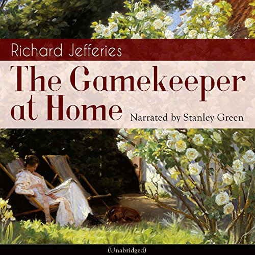 The Gamekeeper at Home audiobook cover art