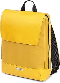 Metro Slim zaino arancione giallo