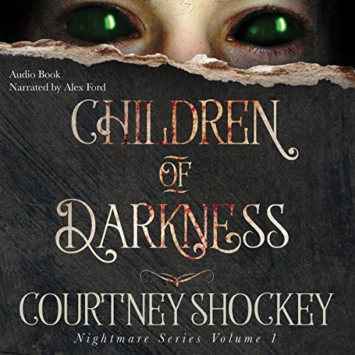 Children of Darkness audiobook cover art