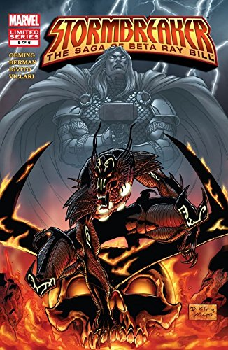 Stormbreaker: The Saga Of Beta Ray Bill #5 (of 6) (English Edition)