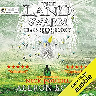 Page de couverture de The Land: Swarm