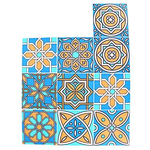 Papel pintado, adhesivo para azulejos antideslizante con buena densidad para dormitorio
