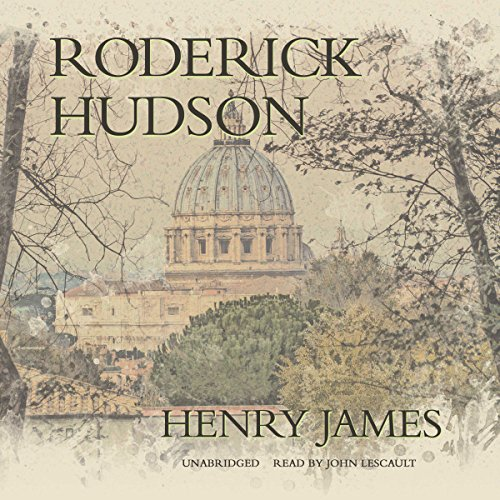 Roderick Hudson cover art