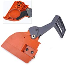 husqvarna chainsaw clutch cover