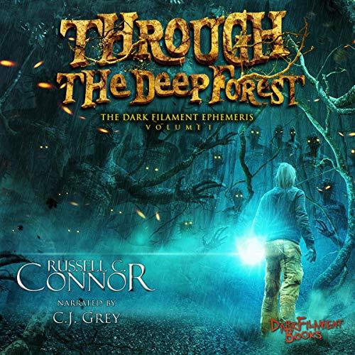 Couverture de Through the Deep Forest
