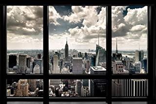 Best poster new york window Reviews