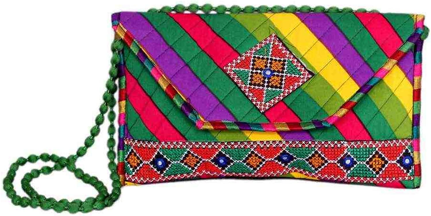 Wholesale 50 pc lot Bulk Indian Vintage Hand Bag Traditional Bridal Clutch Beaded Shoulder Bag potli Pouch Hand Bag Purses Women Purse by Craft place-49