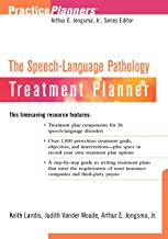Best speech language pathology treatment planner Reviews