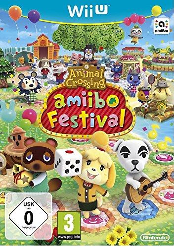 Animal Crossing amiibo Festival (Nintendo Wii U) - [Edizione: Regno Unito]