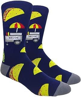 Urban-Peacock Men's Novelty Fun Dress Socks Multiple Patterns/Multi-pair Options!