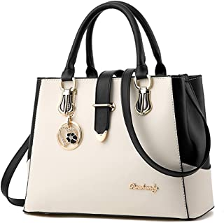 IMBETTUY Ladies Handbags Women Bags Tote Crossbody Bags Fashion Hobos Shoulder Bgas PU Leather Bags Messenger Bag Casual G...