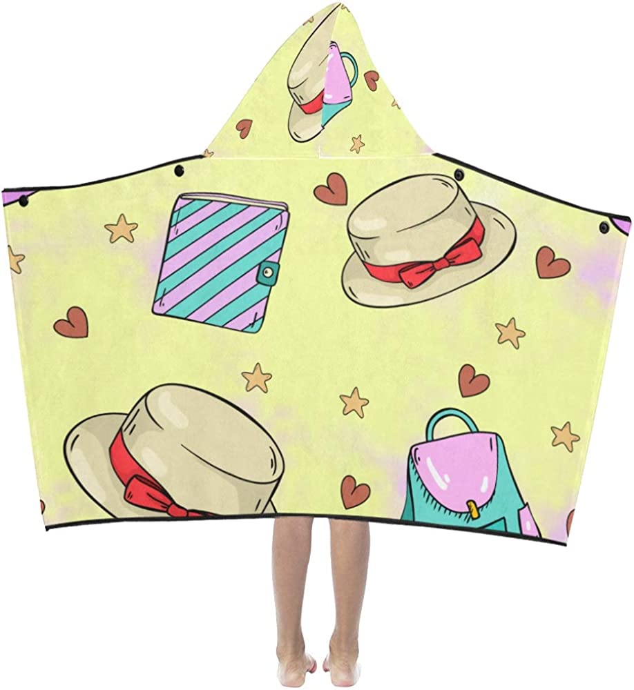 Kids Camping Blanket Cartoon Cute Store Sun Beach Color Hat Hoode Houston Mall