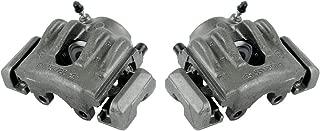 CCK11042 [2] FRONT [ E36 E46 ] Premium Grade OE Semi-Loaded Caliper Assembly Pair Set