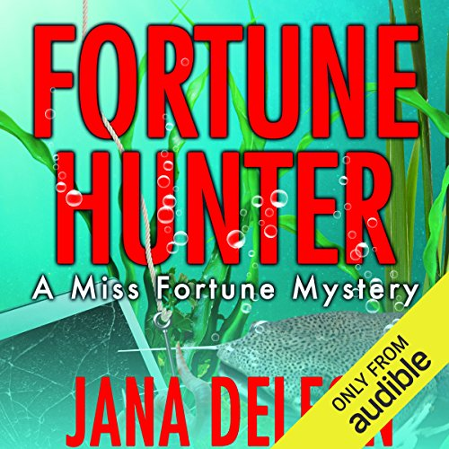 Fortune Hunter audiobook cover art
