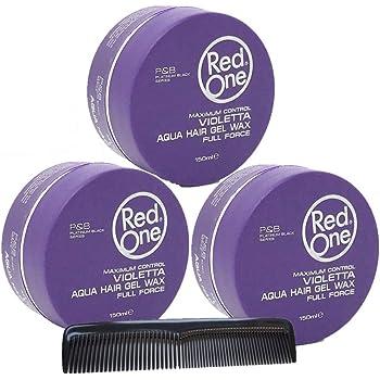 gel wax hår