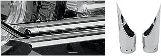 Baron Custom Accessories Family Jewel Extreme Slash Exhaust Tips BA-1100-01