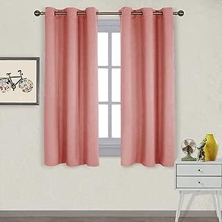 Best peach coral curtains Reviews