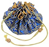 Drawstring Jewelry Pouch by Marisa D'Amico