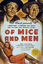 lon chaney of mice and men