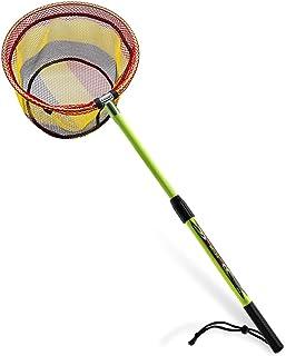 SAN LIKE Kids Fishing Net - Telescopic Landing Net with...