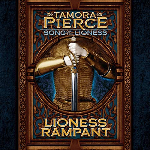 Lioness Rampant  By  cover art