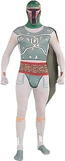 2nd Skin Full Body Suit Adult Boba Fett Adult Costume