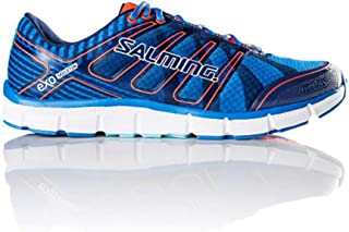 Salming Mens Miles Low Top Lace Up Running Sneaker