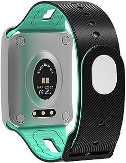 Reloj Deportivo Fitness Tracker presión arterial Monitor de frecuencia cardiaca Bluetooth inalámbrico reloj inteligente