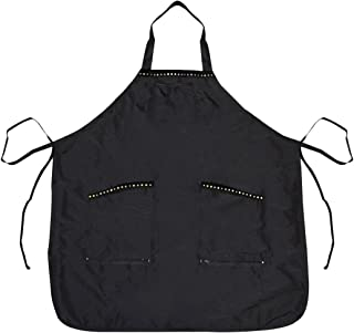Betty Dain Glitz Salon Stylist Apron, Black