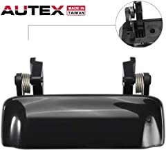 AUTEX 79102 Exterior Front/Rear/Left/Right Door Handle Compatible with Ford Explorer 1998-2000,Ford Explorer Sport Trac 2001-2005 Replacement for Mercury Mountaineer 98-01 79102 FO1310117