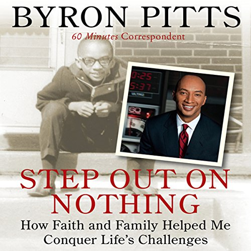 Step Out on Nothing audiobook cover art