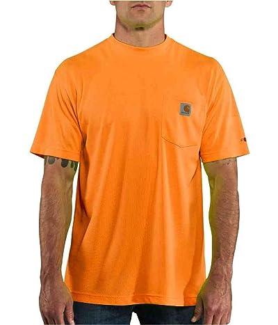 Carhartt Big Tall Force Color Enhanced Short Sleeve T-Shirt