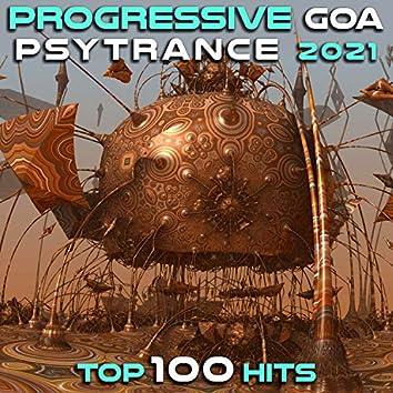 Progressive Goa Psytrance 2021 Top 100 Hits