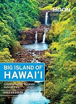 Moon Big Island of Hawaii  Including Hawaii Volcanoes National Park  Moon Handbooks