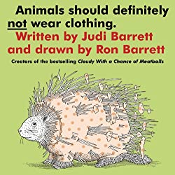 Animals Should Definitely Not Wear Clothing picture book