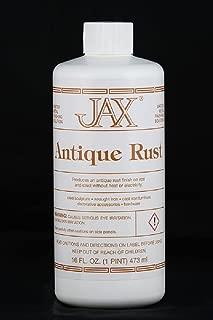Jax Patinas and Darkeners - Pint (Pint, Antique Rust)