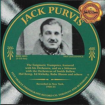 Jack Purvis 1928-1935