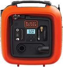 BLACK+DECKER BDINF12C 12V Multipurpose Portable Cordless Inflator