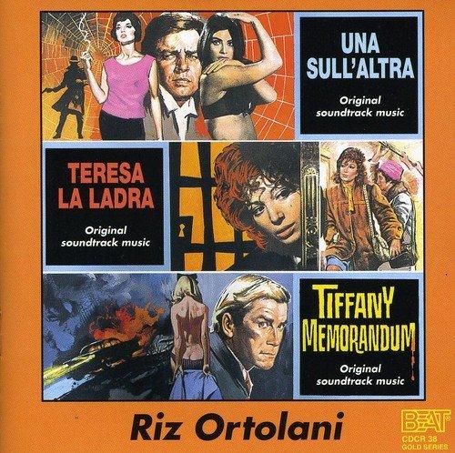 Tiffany Memorandum/ Una Sull Altra / Teresa La Ladra