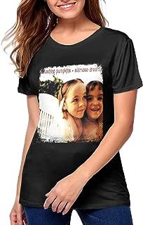 Smashing Pumpkins Siamese Dream Women's Comfortable Short Sleeves Tee Shirt